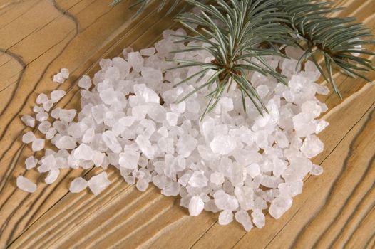 pine bath items. alternative medicine