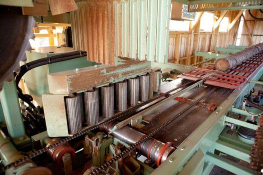 Lumber Mill Detail
