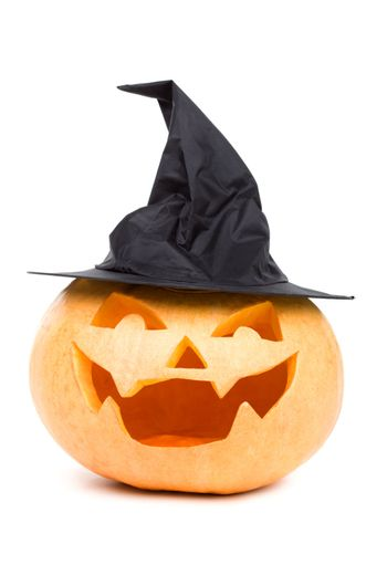 Witchy pumpkin