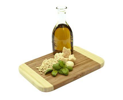 Basil sauce 4