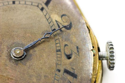 Antique wristwatch
