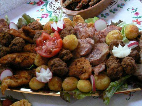 bbq, traditional macedonian