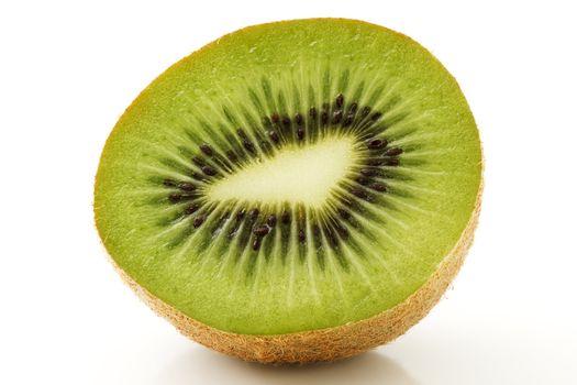 half kiwifruit