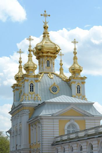 Five-domed cathedral