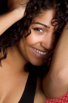 Playful Black Girl