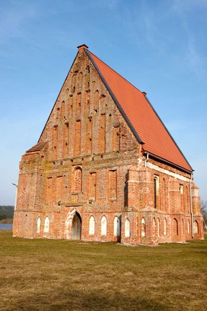 Early Gothic church
