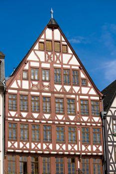 Half-timbered Architecture