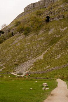 Rural Scenics of Gordale Scar