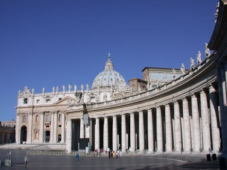 St Peters Chathedral, Vatican state (Rome)