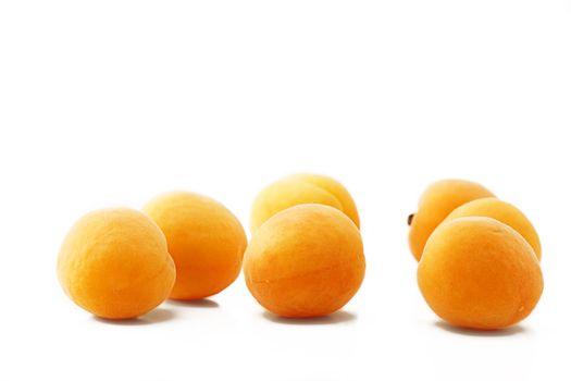 seven apricots