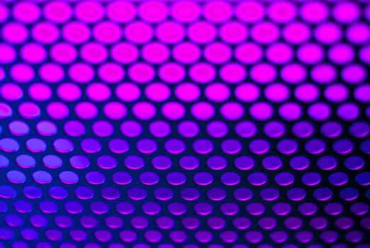 Metalic backlit shinny background