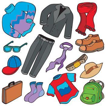 Men apparel collection