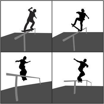 Skater Rail