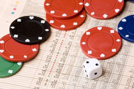 Stock Market Gamble