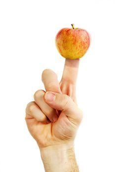 Apple Finger