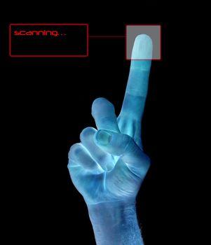 Finger Print Identification