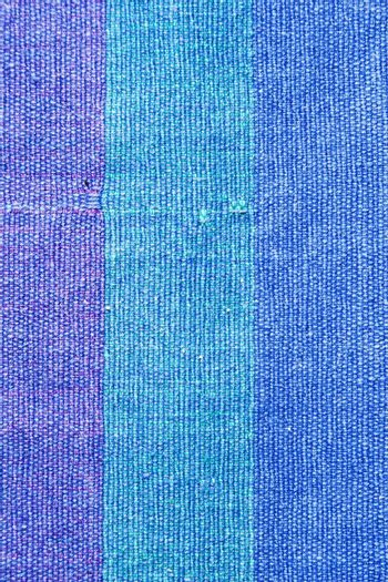 A blue cloth texture background image.