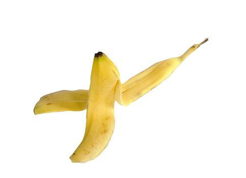 Cliche Banana Peel
