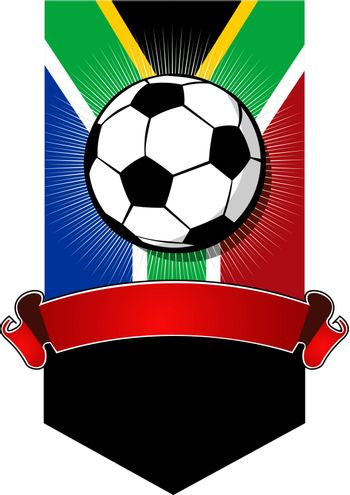 South Africa Soccer Championship banner