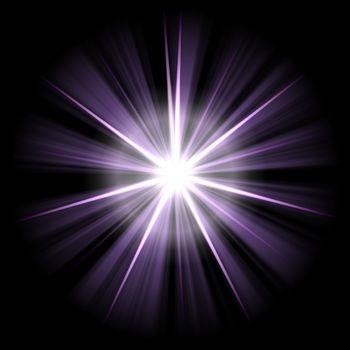 pinkish star 3