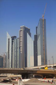 Massive Construction, Dubai, UAE