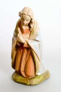 Mary Nativity Figurine
