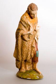 Shepherd Nativity Character