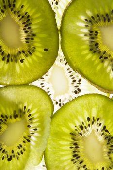Kiwi background texture image