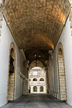 Corridor scenic