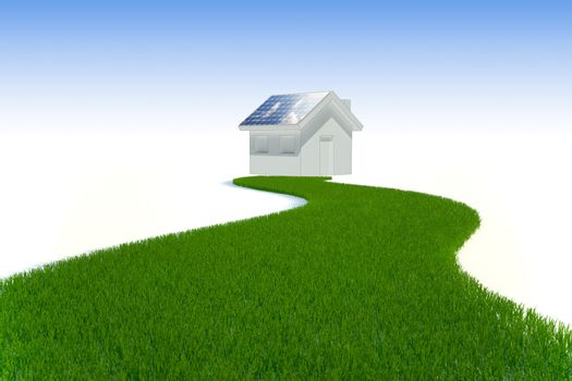 Clean energy - solar panel