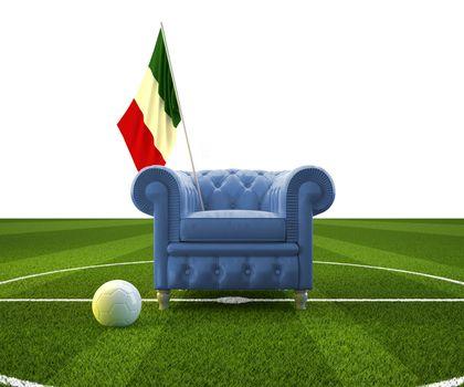 Italy cheer