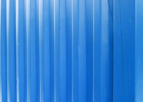 A blue metal abstract texture image.