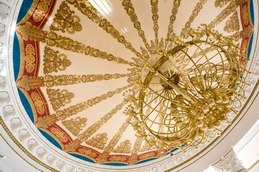 big chandelier