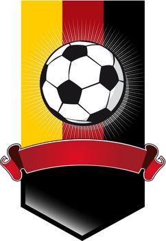 Germany Soccer Championship banner