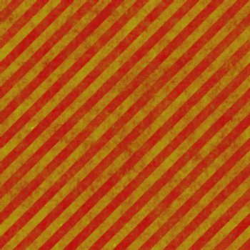 diagonal red and yellow warning / hazard stripes background, will tile seamlessly as a pattern