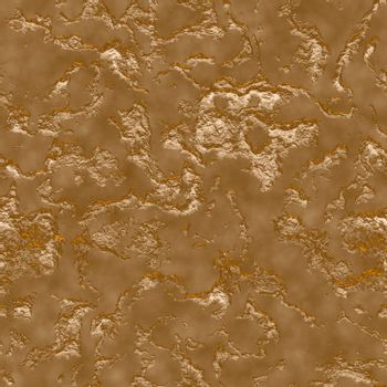 A brown stone or golden ore texture that tiles seamlessly as a pattern in any direction.