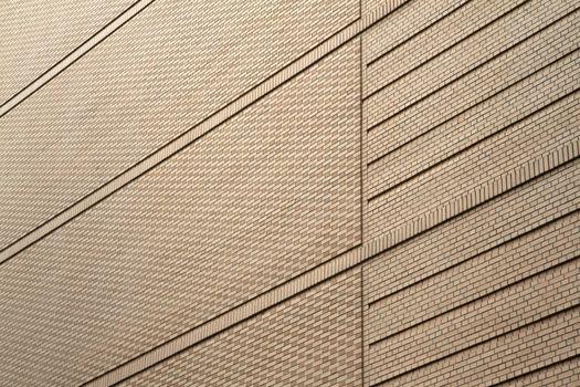 Brick wall angles