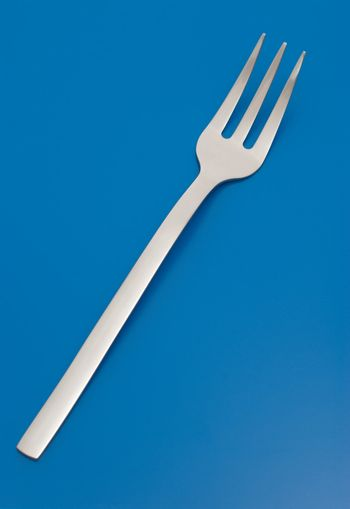 Fork for meat carving