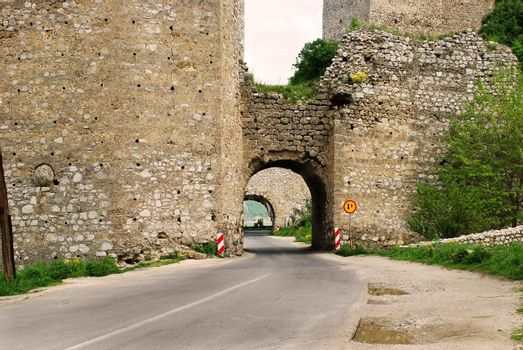 Ancient fortification
