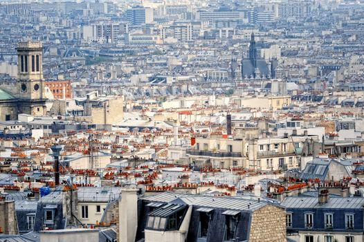 Parisian panorama