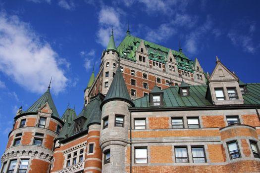 Quebec City tourist attraction