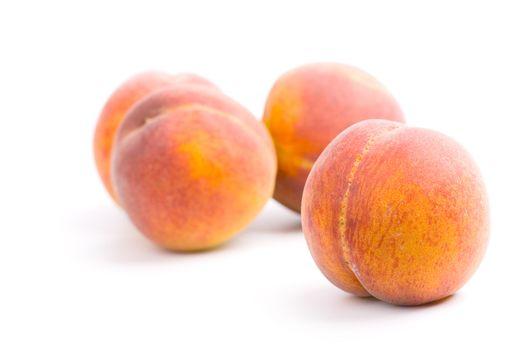 four peaches
