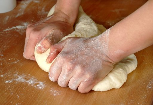 dough making