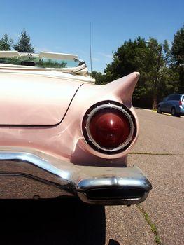 50s retro car