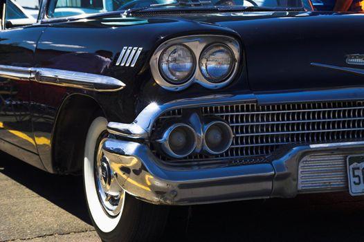 50s Chevy Impala