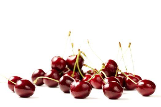 some cherries