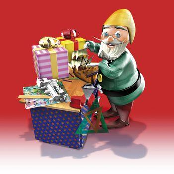 Gnome gift
