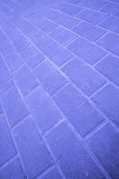 abstraction, blue rhythm