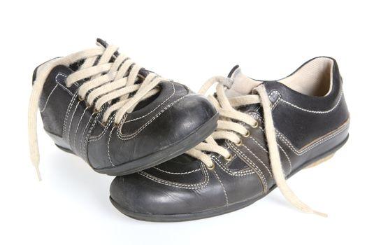 Aging Atheletic Footwear