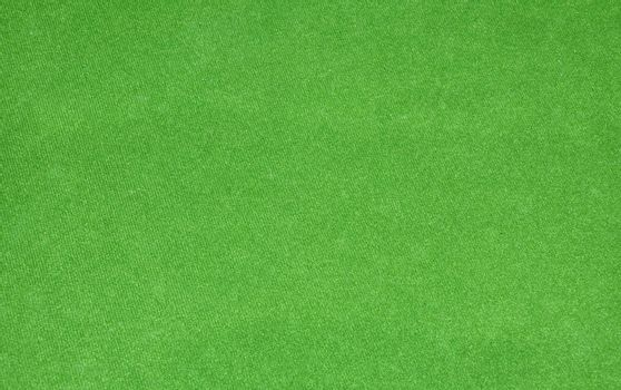 closeup abstract view of green billiards table